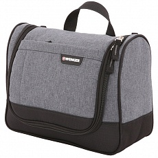 Несессер TOILETRY KIT, серый Wenger