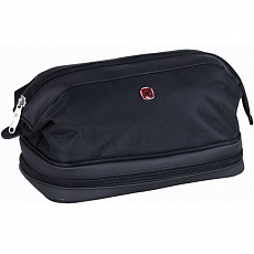 Несессер DELUXE TOILETRY KIT, черный Wenger